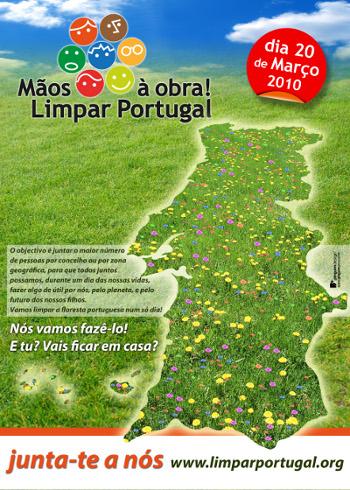 Projecto Limpar Portugal